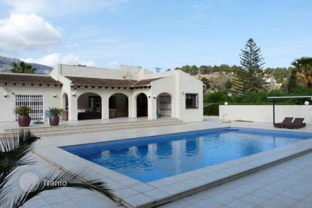 Chalets for sale in Altea. Chalet – Altea, Valencia, Spain
