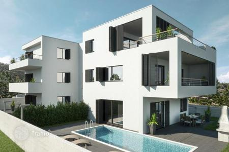 New homes for sale in Zadar. Apartment Modern apartment building with only 5 units