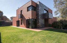 Property for sale in La Garriga. Three-storey designer villa with terraces and a gym in the exclusive area of La Garriga, Spain