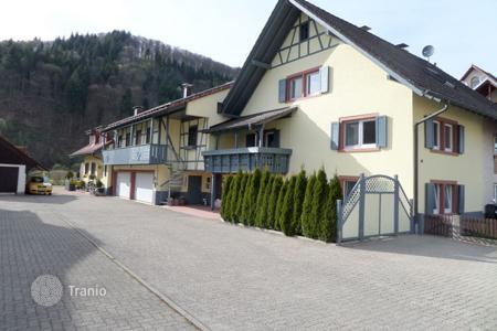 Houses for sale in Baden-Wurttemberg. Spacious and high-developed single-family house in Schopfheim