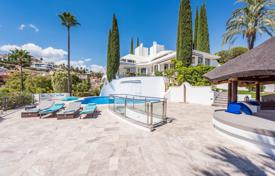 Luxury 3 bedroom houses for sale in Spain. Breathtaking Modern Contemporary Villa in Supermanzana H, Nueva Andalucia