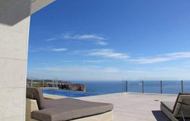 3 bedroom houses for sale in Cumbre. Bespoke villas with 3 bedrooms and private pool offering stunning sea-views