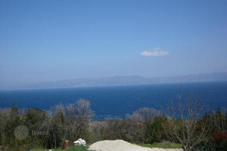 Cheap development land for sale in Rabac. Building land Building land for sale — Ravni, Raša