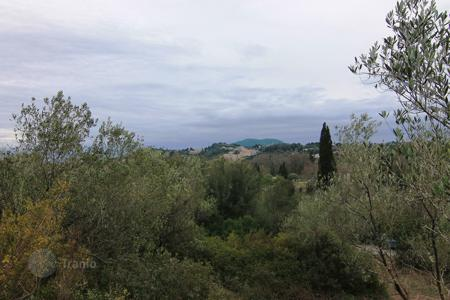 Cheap land for sale in Corfu. Development land – Corfu, Administration of the Peloponnese, Western Greece and the Ionian Islands, Greece