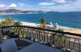 2 bedroom apartments by the sea for sale in Nice. Two bedroom apartment on Promenade with terrace
