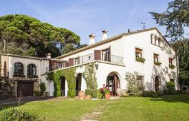 6 bedroom houses for sale in Catalonia. Villa – Vallromanes, Catalonia, Spain