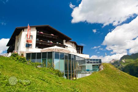 Commercial property for sale in Austrian Alps. Three-star hotel with restaurant in Scharnitz, Tyrol