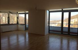New homes for sale in Karlovy Vary. Apartment with a large terrace and a view of the city center, in a new residence with an underground parking, Karlovy Vary, Czech Republic