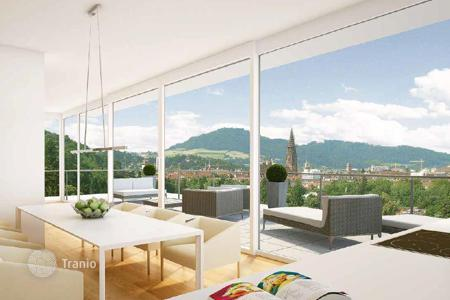 Apartments for sale in Freiburg. Luxury apartments in the suburbs of Freiburg, Herdern