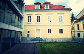New homes for sale in Vienna. Three bedroom apartment in the house with parking and garden in Nussdorf, Döbling, Vienna