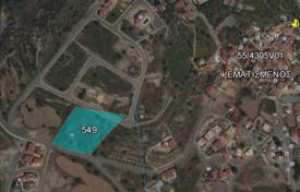 Land for sale in Psematismenos. Building Land