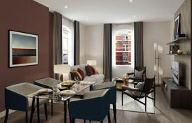Penthouses for sale in London. High class penthouse in a new building, in City of London, London, United Kingdom