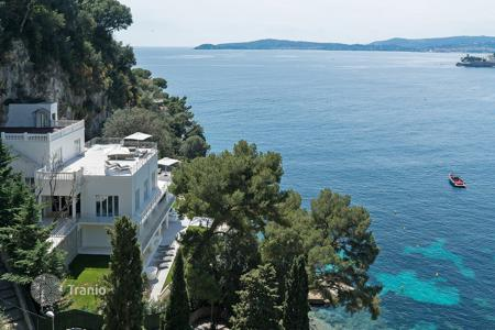 Coastal property for sale in Cap d'Ail. Newly redeveloped waterfront villa Cap d'Ail