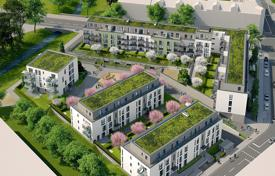 Residential for sale in North Rhine-Westphalia. One-bedroom apartment in a new residential complex in Düsseldorf