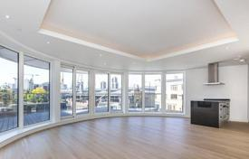 Apartments with terrace and panoramic views of the River Thames, in a residence with pool and spa, near Wapping, London for 1,996,000 $