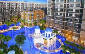 Apartments for sale in Thailand. New apartments in Pattaya, Thailand. Сondominium with a swimming pool and a gym. Guaranteed rental income in construction stage!