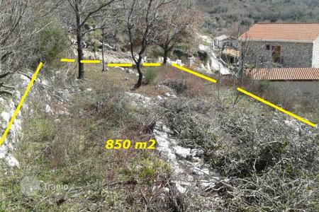 Coastal property for sale in Kuljače. Development land - Kuljače, Budva, Montenegro