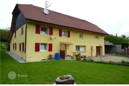 Cheap 4 bedroom houses for sale in Alsace. Townhome – Alsace, France