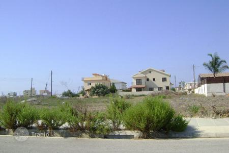 Cheap land for sale in Perivolia. Building Plot