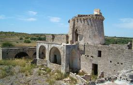 Medieval masseria with 20 acres of land, Presicce, Italy. Price on request