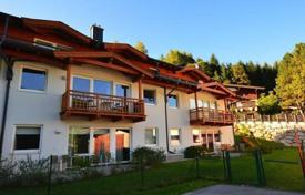 New homes for sale in Austrian Alps. Sunny modern apartment near the center of Kaprun