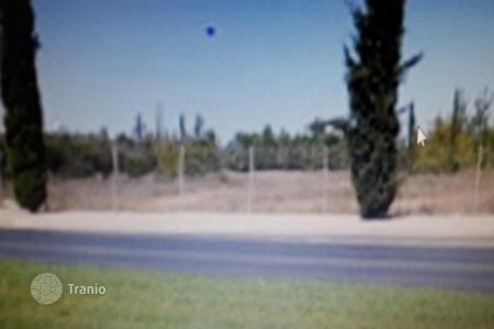 Land for sale in Strovolos. 3,112m² Commercial Plot in Strovolos