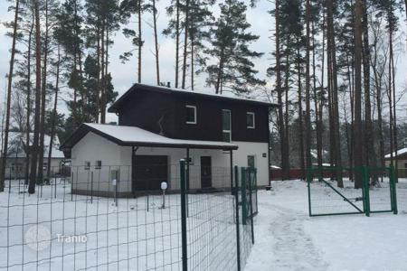 Property for sale in Jurmalas pilseta. New house in a quiet area of Jurmala