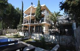 Furnished villa with a plot, a pool, a parking and terraces, Bar, Montenegro for 300,000 €