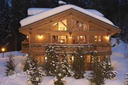 Chalets for rent in French Alps. Шале в Куршевеле 1650