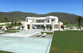 Bank repossessions houses in Southern Europe. Villa – Ibiza, Balearic Islands, Spain