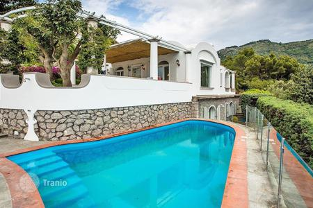 Luxury residential for sale in Italy. Villa – Capri, Campania, Italy