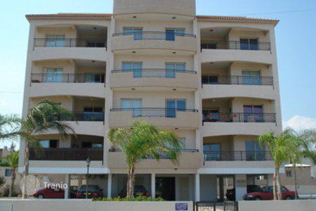Residential for sale in Limassol. New apartment in a small modern building in a popular area Kapsalos, Limassol