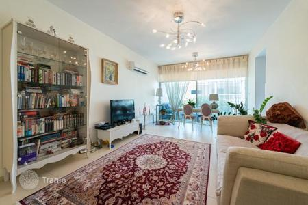 Coastal apartments for sale in Limassol. Furnished apartment in a modern building in the center of Limassol