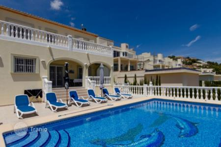 3 bedroom houses for sale in Calpe. Villa – Calpe, Valencia, Spain