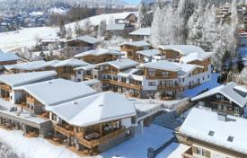 Spacious three bedroom apaptment in a new apartment building near the ski resort, Seefeld, Austria for 476,000 €
