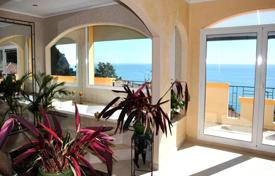 3 bedroom houses for sale in Provence - Alpes - Cote d'Azur. Elegant villa with numerous balconies and terraces overlooking the sea, close to beaches, Eze, France