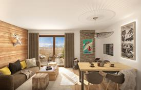 Spacious apartment with a terrace, in a new residence, at the foot of the ski slopes, Izer, Alpes, France for 344,000 €