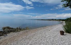 Coastal development land for sale in Istria County. Fažana Peroj Building plot close to the sea, 746 m²