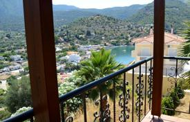 3 bedroom houses by the sea for sale in Loutraki. Cozy 2-storey cottage with view of the sea, mountains and forest in Loutraki