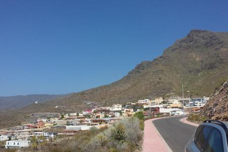 Cheap property for sale in Santa Cruz de Tenerife. Plot with an area of 1500 m², near the center of the city and the beaches, Roque del Conde, Tenerife, Spain