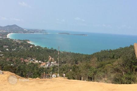 Development land for sale in Southeast Asia. The plot overlooking the best beaches of the island, Chaweng