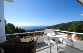 Cheap apartments with pools for sale in Catalonia. Comfortable apartment near the beach in Begur, Spain