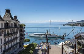Luxury 3 bedroom apartments for sale in Central Europe. Apartment in the center of Montreux