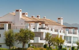 Apartments for sale in Ojen. Apartments in a new residential complex near Marbella