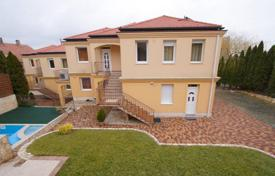 The estate in a Mediterranean style with a swimming pool, Hévíz, Hungary for 903,000 $