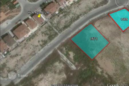 Cheap development land for sale in Aradippou. Building Plot