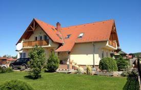 Houses for sale in Zala. Furnished house with a winter garden near Hévíz and Lake Balaton, Hungary
