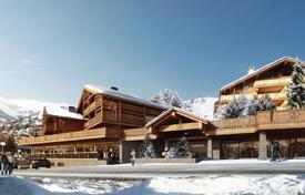 Luxury 4 bedroom apartments for sale in Alps. New home – Bagnes, Verbier, Valais, Switzerland