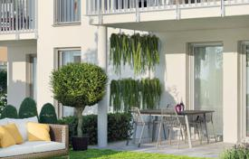 Apartments for sale in Hessen. Three rooms apartment with terrace and own garden in Wiesbaden