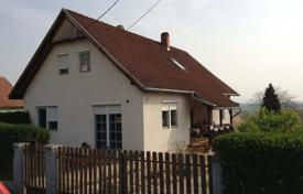 5 bedroom houses for sale in Hungary. Property with a garden, a garage and a guest house near Heviz, Hungary